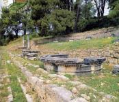Το Υδραγωγείο στην Άλτη της Ολυμπίας